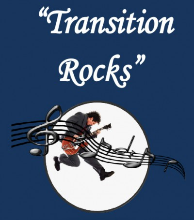 DCDT 2014 Logo: Transition Rocks!